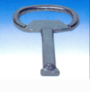 Key For Slotted Lock